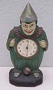 Lux Clown Clock - circa 1938