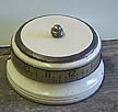 Lux Tape Measure Clock - Circa 1940